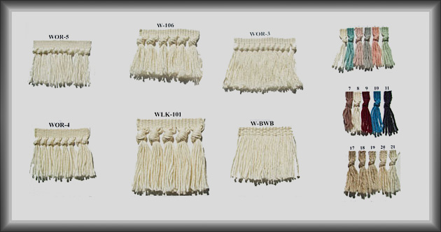 Wool Fringe Brochure